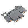 Phoenix Contact Grey PTTB 2.5 Double Level Terminal Block, 0.14 → 4 mm², 500 V