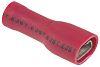 JST FLVDDF Series Red Insulated Crimp Receptacle, 4.75