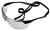 Bolle Mamba Anti-Mist UV Safety Glasses, Clear Polycarbonate