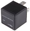 TE Connectivity, 24V dc Coil Automotive Relay SPDT, 40A Switching Current Plug In Single Pole, V23134A0056X433