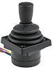 Apem 2-Achsen Kontaktloser Joystick, 5V / 40 mA @ 5 V dc, IP 65