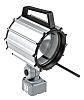 Pracovní světlo, 60 W, typ žárovky: Halogenové Krátké rameno, 24 V AC/DC Waldmann