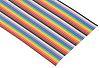 Harting 40 Way Unscreened Flat Ribbon Cable, 50.53