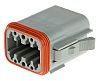 Amphenol, AT Automotive Connector Plug 8 Way