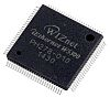 WIZnet Inc W5300, Ethernet Controller, 10 Mbps, 100