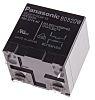 Panasonic, 9V dc Coil Non-Latching Relay SPNO, 48A