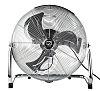 RS PRO Floor, Heavy Duty Fan 5100m³/h 450mm