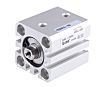 SMC Pneumatic Compact Cylinder 16mm Bore, 10mm Stroke,