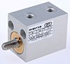 Aventics Pneumatic Compact Cylinder 12mm Bore, 10mm Stroke,