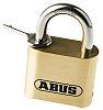 ABUS 180IB/50C All Weather Brass, Stainless Steel Weatherproof Padlock 53mm