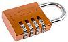 ABUS 145/40 Orange All Weather Aluminium, Steel Safety