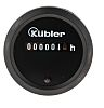 Kubler Hour Counter, 7 digits, Screw Connection, 10