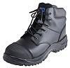 RS PRO Black Composite Toe Cap Mens Safety