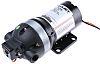 Xylem Flojet Diaphragm Electric Operated Positive Displacement Pump, 5.5L/min, 6.9 bar, 12 V dc