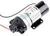 Xylem Flojet Diaphragm Electric Operated Positive Displacement Pump, 5.5L/min, 10.5 bar, 12 V