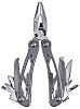 Stanley Tools Multitool, Stainless Steel, 165mm Closed Length,