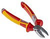 NWS VDE/1000V Insulated 190 mm Side Cutters