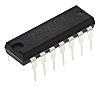 Texas Instruments SN74AC04NE4, Hex CMOS Inverter, 2 →