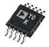 AD8253ARMZ Analog Devices, Instrumentation Amplifier, 150μV