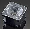 LEDiL FA10714_CMC-W, Rose Series LED Lens, 35 °