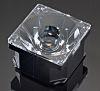 LEDiL FA10311_SSS-RS, Rose Series LED Lens, 9 °