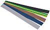 HellermannTyton Heat Shrink Tubing, Assorted 12.4mm Sleeve Dia. x 200mm Length 3:1 Ratio, HIS-3 BAG Series