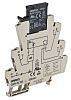 Omron 3 A SPST Solid State Relay, DIN