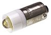 LED Reflector Bulb, BA9s, White, 9 mm Lamp,