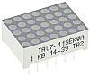 TA07-11SEKWA Kingbright Dot Matrix LED Display, CA 7