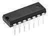 Microchip ATTINY44A-PU, 8bit AVR Microcontroller, 20MHz, 4 kB,