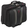Wenger Granada 17in Laptop Wheeled Case, Grey