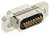 Glenair M83513 15 Way Cable Mount D-sub Connector Plug