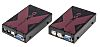 3,5 mm Stereo Adder Video-Extender 1920 x 1200, 50m CATx VGA 1