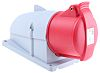 ABB, Easy & Safe IP44 Red Wall Mount