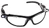 Bolle Galaxy UV Safety Glasses, Clear Polycarbonate Lens, Vented