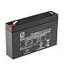RS PRO Lead Acid Battery - 6V, 7Ah