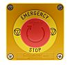Schneider Electric Surface Mount Emergency Button - Twist