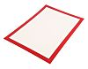 Durable A4 Document Display, Red