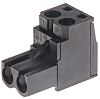 Weidmuller, BL 5.08 5.08mm Pitch, 2 Way Pluggable