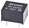 Recom RN 1.25W Isolated DC-DC Converter Through Hole,