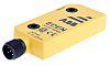 ABB Biztonsági kapcsoló Adam 2TLA sorozat IP67, IP69K, 60 x 30 x 12 mm, Kódolt, bizt. kat.: 4, burkolat: Műanyag