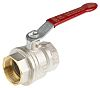 RS PRO Brass Process Ball Valve 1-1/2 in