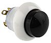 Otto Double Pole Double Throw (DPDT) Momentary Push Button Switch, IP64, 12 (Dia.)mm, Panel Mount, 28V dc