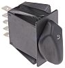 Otto, 3 Position DPDT Rotary Switch, 20 A