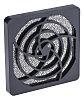 95.8 x 95.8mm PUR Fan Filter for 92mm Fan