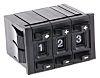 Bourns 2 Gang 10 Turn Digital Display Potentiometer