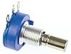 Bourns 1 Gang Rotary Cermet Potentiometer with an