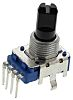 Bourns 1 Gang Rotary Carbon Potentiometer with a