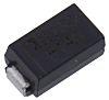 Diodes Inc 40V 1A, Schottky Diode, 2-Pin DO-214AC