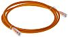 RS PRO Orange Cat6 Cable, UTP, Male RJ45/Male RJ45, Terminated, 2m